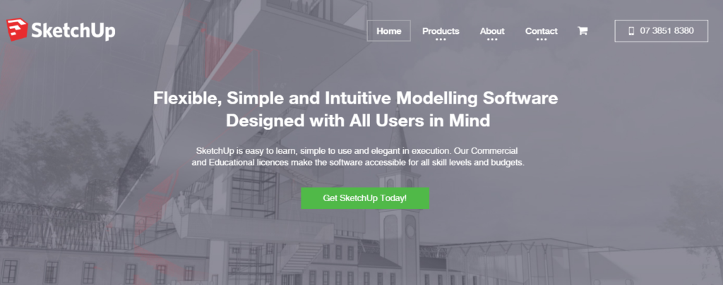 Go next level with SketchUp Pro 2018 – BuildingPoint Australia