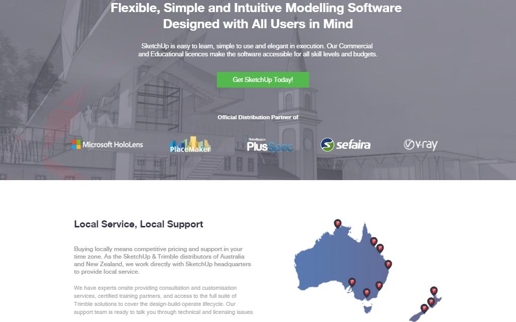 SketchUp Australia – BuildingPoint Australia